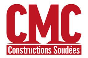 Logo de la société CMC CONSTRUCTIONS SOUDEES et lien vers son site web