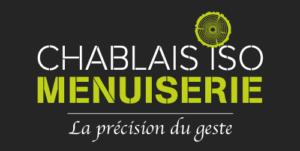 Logo de la société CHABLAIS ISO MENUISERIE et lien vers son site web