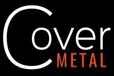 Logo de la société COVER METAL et lien vers son site web